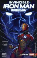 Invincible Iron Man TPB (2018 Marvel) Ironheart 2-1ST