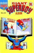 Giant Superboy Album (Australian Series 1965 K. G. Murray) 12