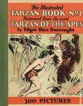 Illustrated Tarzan Book (1929) 1D