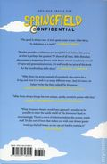 Springfield Confidential HC (2018 HarperCollins) Jokes, Secrets and Outright Lies from a Lifetime Writing the Simpsons 1-1ST