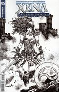 Xena Warrior Princess (2018 Dynamite) 5E