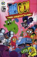 Teen Titans Go Their Greatest Hijinks TPB (2018 DC) 1-1ST