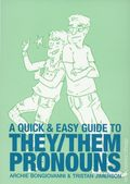 A Quick and Easy Guide to They/Them Pronouns GN (2018 Oni Press) 1-1ST