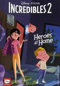 Disney-Pixar Incredibles 2 Heroes at Home HC (2018 Dark Horse) 1-1ST