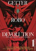 Getter Robo Devolution GN (2018 A Seven Seas Digest) 1-1ST