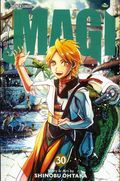 Magi GN (2013- Viz Digest) 30-1ST