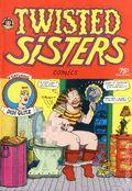 Twisted Sisters Comics (1976 Last Gasp) NN