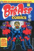 Big Ass Comics (1969-1971) #1, 10th Printing