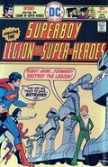 Superboy (1949-1979 1st Series DC) Mark Jewelers 214MJ