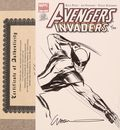 Avengers Invaders (2008 Marvel Dynamite) 1DFREMARKC