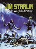 Art of Jim Starlin A Life in Words and Pictures HC (2018 IDW) Extended Edition 1-REP