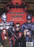 Batman and Robin Souvenir Magazine (1997) 1