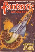 Fantastic Adventures (1939-1953 Ziff-Davis Publishing ) Vol. 10 #12