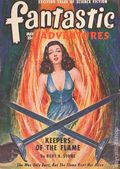 Fantastic Adventures (1939-1953 Ziff-Davis Publishing) Pulp May 1949