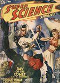 Super Science Stories (1940-1951 Popular Publications) Pulp Vol. 1 #3
