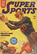 Super Sports (1938 Columbia Publications) Pulp Vol. 8 #4