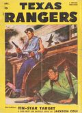 Texas Rangers (1936-1958 Standard) Pulp Vol. 45 #1