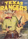Texas Rangers (1936-1958 Standard) Pulp Vol. 30 #1