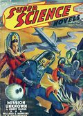 Super Science Stories (1940-1951 Popular Publications) Pulp Vol. 2 #4