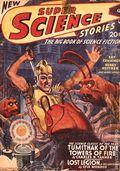 Super Science Stories (1940-1951 Popular Publications) Pulp Vol. 3 #2