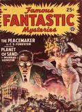 Famous Fantastic Mysteries (1939-1953 Frank A. Munsey/Popular/Altus) Pulp Vol. 9 #3