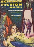 Science Fiction Quarterly (1951-1958 Columbia Publications) Pulp 2nd Series Vol. 4 #6