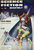 Science Fiction Quarterly (1951-1958 Columbia Publications) Pulp 2nd Series Vol. 5 #1