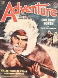 Adventure (1910-1971 Ridgway/Butterick/Popular) Pulp Vol. 121 #6
