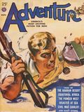 Adventure (1910-1971 Ridgway/Butterick/Popular) Pulp Vol. 122 #1
