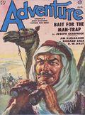 Adventure (1910-1971 Ridgway/Butterick/Popular) Pulp Aug 1950