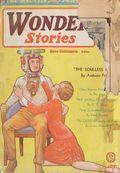 Wonder Stories (1930-1936 Stellar/Continental) Pulp 1st Series Vol. 2 #8