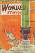 Wonder Stories (1930-1936 Stellar/Continental) Pulp 1st Series Vol. 2 #9
