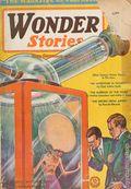 Wonder Stories (1930-1936 Stellar/Continental) Pulp 1st Series Vol. 2 #11