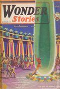 Wonder Stories (1930-1936 Stellar/Continental) Pulp 1st Series Vol. 3 #2