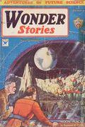 Wonder Stories (1930-1936 Stellar/Continental) Pulp 1st Series Vol. 5 #6