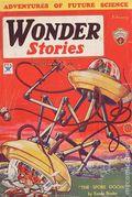 Wonder Stories (1930-1936 Stellar/Continental) Pulp 1st Series Vol. 5 #7