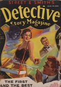Detective Story Magazine (1915-1949 Street & Smith) Pulp 1st Series Vol. 142 #3