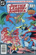 Justice League of America (1960 1st Series) Canadian Price Variant 232