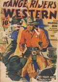 Range Riders Western (1938-1953 Better Publications) Pulp Vol. 9 #3