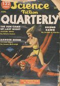 Science Fiction Quarterly (1951-1958 Columbia Publications) Pulp 2nd Series Vol. 1 #2