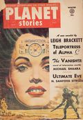 Planet Stories (1939-1955 Fiction House) Pulp Vol. 6 #9