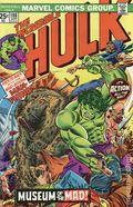 Incredible Hulk (1962-1999 1st Series) Mark Jewelers 198MJ