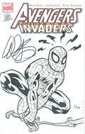 Avengers Invaders (2008 Marvel Dynamite) 1DFREMARKD
