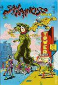 San Francisco Comic Book (1970 Print Mint) 7