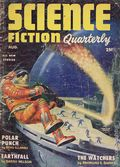 Science Fiction Quarterly (1951-1958 Columbia Publications) Pulp 2nd Series Vol. 3 #2