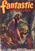 Fantastic Adventures (1939-1953 Ziff-Davis Publishing) Pulp Apr 1948