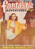Fantastic Adventures (1939-1953 Ziff-Davis Publishing) Pulp Nov 1948