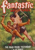 Fantastic Adventures (1939-1953 Ziff-Davis Publishing ) Vol. 10 #8