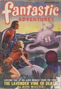 Fantastic Adventures (1939-1953 Ziff-Davis Publishing) Pulp Sep 1948