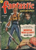 Fantastic Adventures (1939-1953 Ziff-Davis Publishing) Pulp Oct 1951